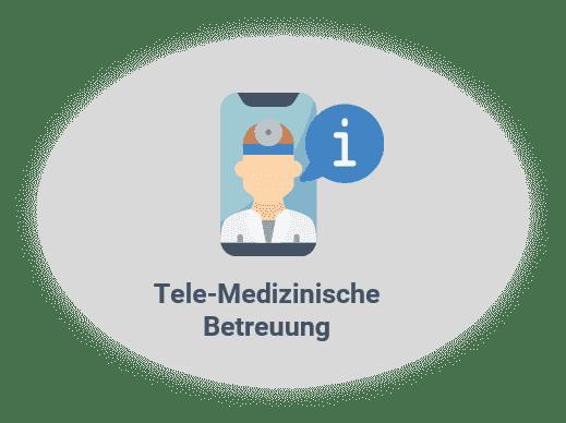 tele medizinischebetreuung