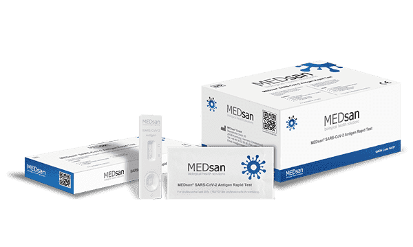 medsan sars cov 2 antigen rapid test ivdce